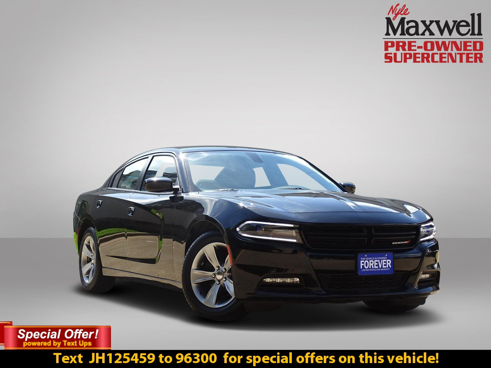 Certified Pre Owned 2018 Dodge Charger SXT Plus 4dr Car in Austin