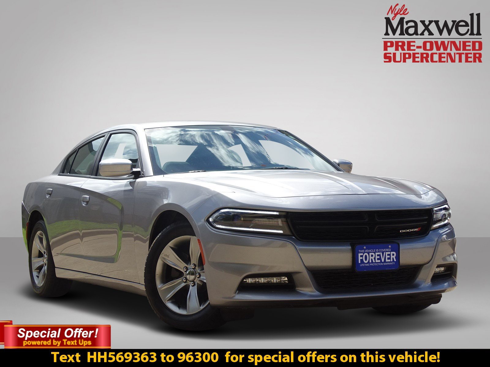 Certified Pre Owned 2017 Dodge Charger SXT 4dr Car in Austin