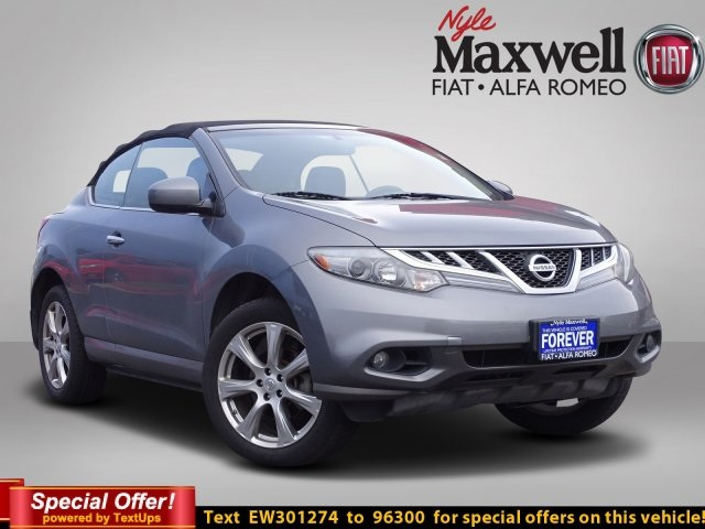 Pre Owned 2014 Nissan Murano CrossCabriolet Base