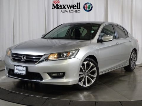 2014 Honda Accord Sedan Sport