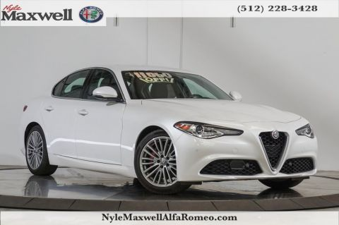 Pre-Owned 2019 Alfa Romeo Giulia Ti RWD 4D Sedan