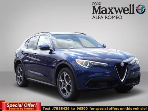 New Alfa Romeo Cars SUVs In Stock Nyle Maxwell Alfa Romeo - New alfa romeo for sale